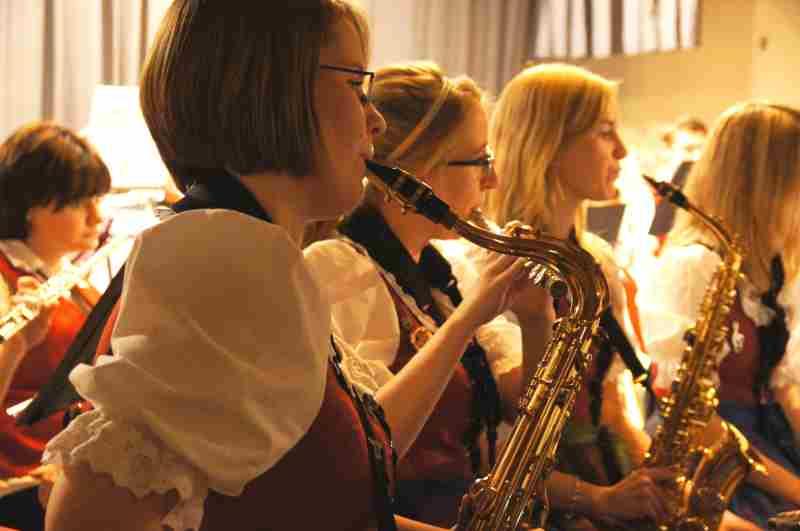 Heimatkapelle_Saxophon
